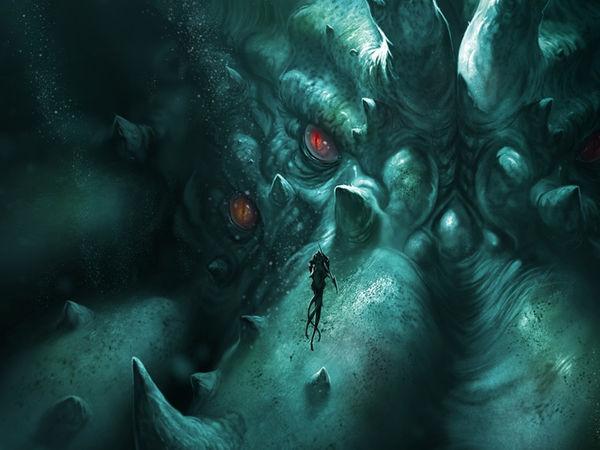 Bild zu Frühjahrs-Neuheiten-Spiel Abyss: Kraken