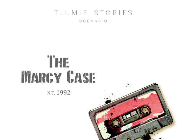 Bild zu Frühjahrs-Neuheiten-Spiel T.I.M.E. Stories: Der Marcy-Fall