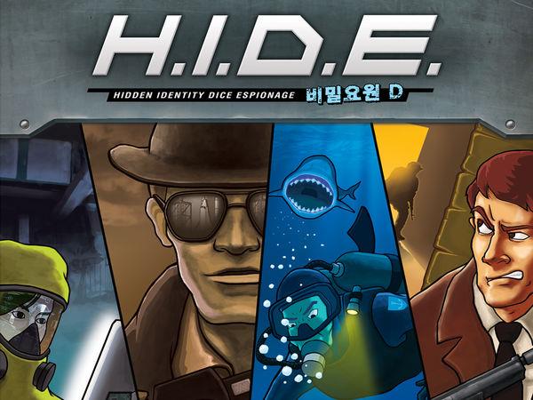 Bild zu Frühjahrs-Neuheiten-Spiel H.I.D.E.: Hidden Identity Dice Espionage