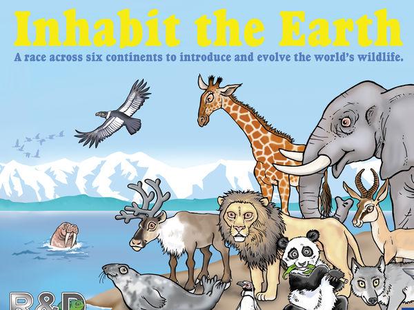 Bild zu Frühjahrs-Neuheiten-Spiel Inhabit the Earth