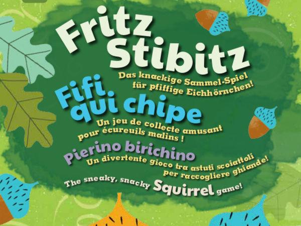Bild zu Frühjahrs-Neuheiten-Spiel Fritz Stibitz