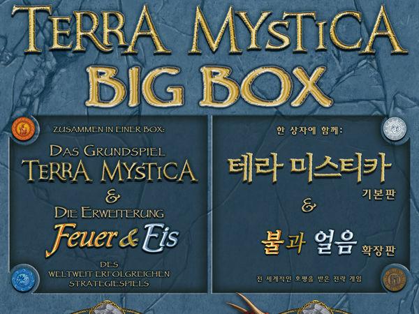 Bild zu Frühjahrs-Neuheiten-Spiel Terra Mystica: Big Box