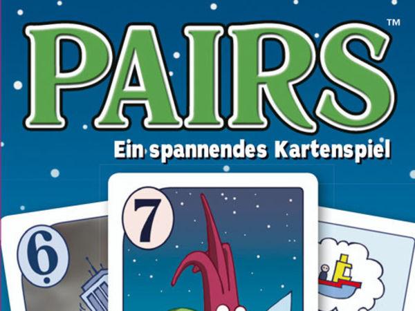 Bild zu Frühjahrs-Neuheiten-Spiel Pairs: Kartenset Untiefe
