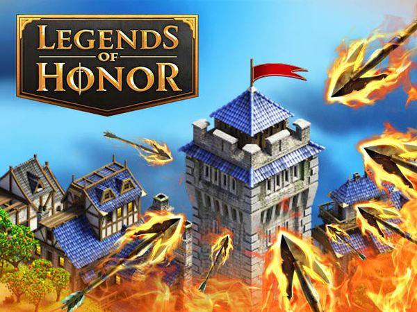Bild zu Strategie-Spiel Legends of Honor