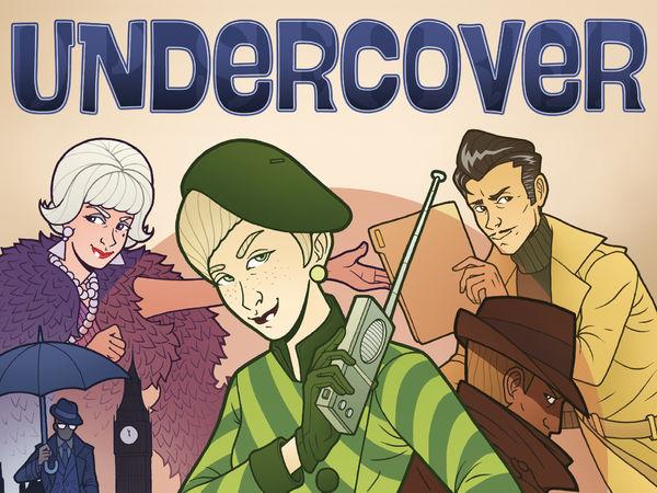 Bild zu Frühjahrs-Neuheiten-Spiel Undercover