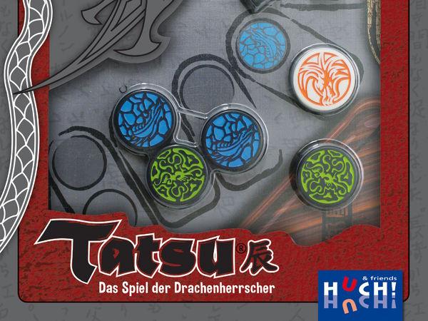Bild zu Alle Brettspiele-Spiel Tatsu