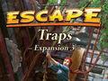 Alle Brettspiele-Spiel Escape: Erweiterung 3 - Traps spielen