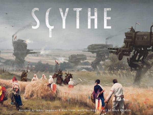 Bild zu Frühjahrs-Neuheiten-Spiel Scythe