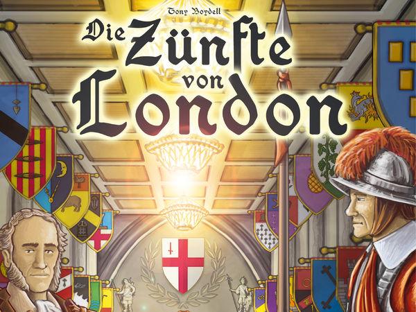 Bild zu Alle Brettspiele-Spiel Die Zünfte von London
