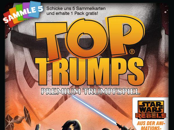 Bild zu Frühjahrs-Neuheiten-Spiel Top Trumps: Star Wars Rebels