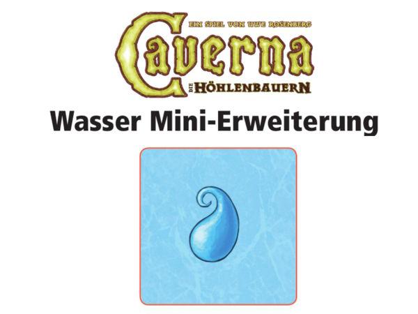 Bild zu Frühjahrs-Neuheiten-Spiel Caverna: Wasser Mini-Erweiterung