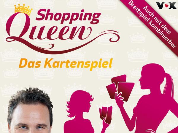 Bild zu Frühjahrs-Neuheiten-Spiel Shopping Queen: Das Kartenspiel
