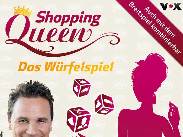 Bild zu Frühjahrs-Neuheiten-Spiel Shopping Queen: Das Würfelspiel