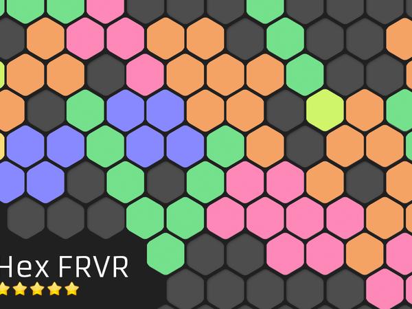 Bild zu HTML5-Spiel Hex FRVR