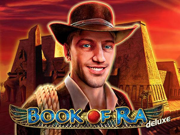 Bild zu Jackpot-Spiel Book of Ra
