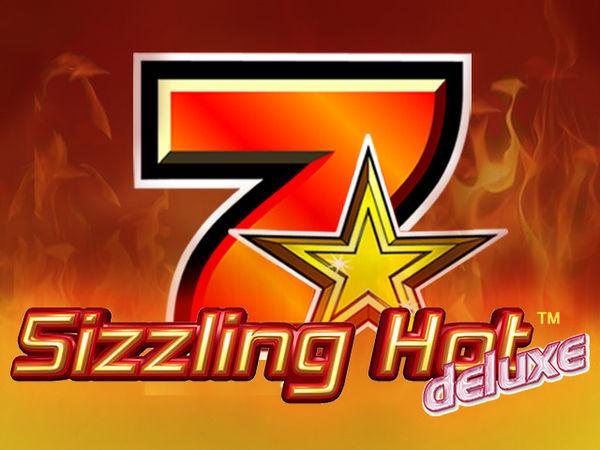 Bild zu Jackpot-Spiel Sizzling Hot