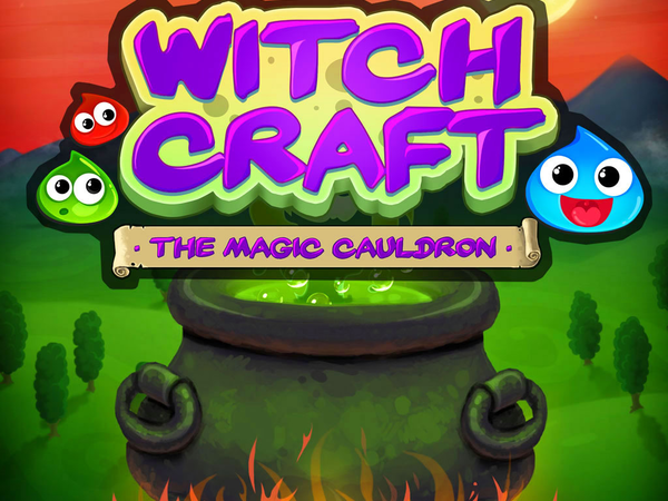 Bild zu HTML5-Spiel Witchcraft - The Magic Cauldorn