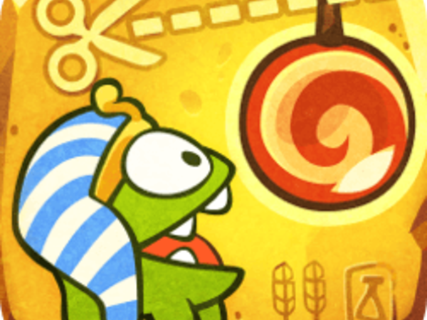 Bild zu Denken-Spiel Cut The Rope - Time Travel