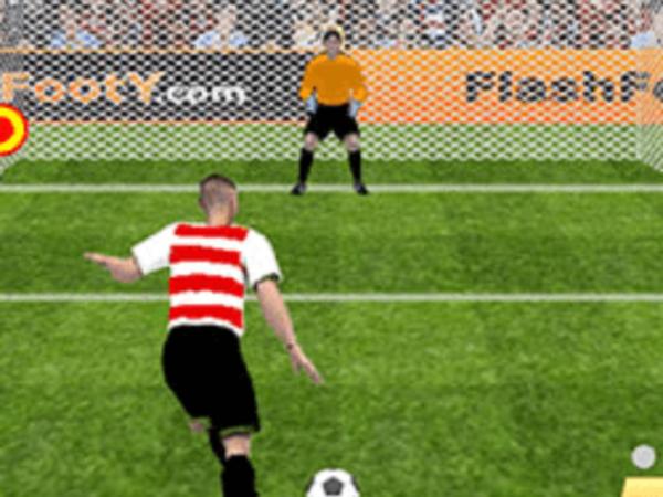 Bild zu HTML5-Spiel Penalty Shooters