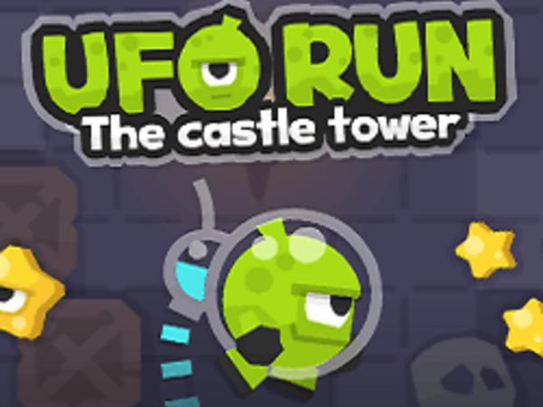 Bild zu Geschick-Spiel Ufo Run