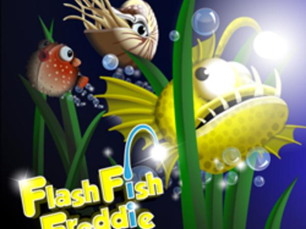 Bild zu Abenteuer-Spiel Flash Fish Freddie