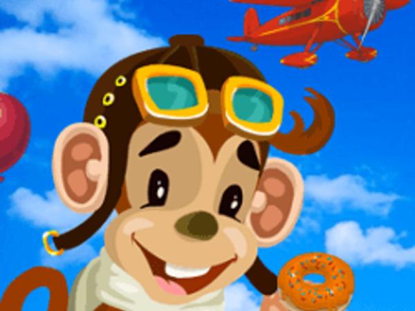 Bild zu Abenteuer-Spiel Tommy the Monkey Pilot