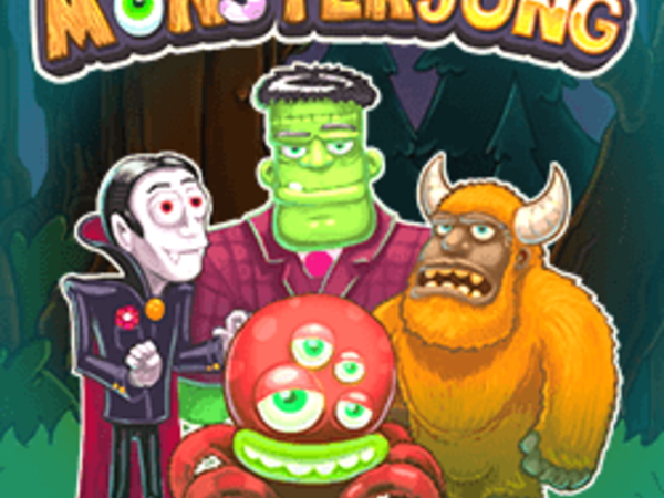 Bild zu Top-Spiel MonsterJong