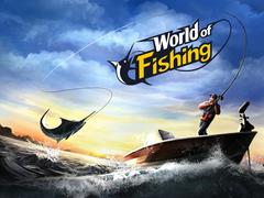 World of Fishing spielen