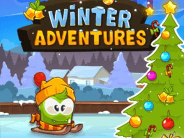Bild zu HTML5-Spiel Winter Adventures