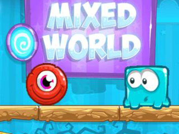 Bild zu Mädchen-Spiel Mixed World