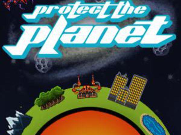 Bild zu HTML5-Spiel Protect The Planet