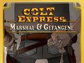 Alle Brettspiele-Spiel Colt Express: US Marshall & Gefangene spielen