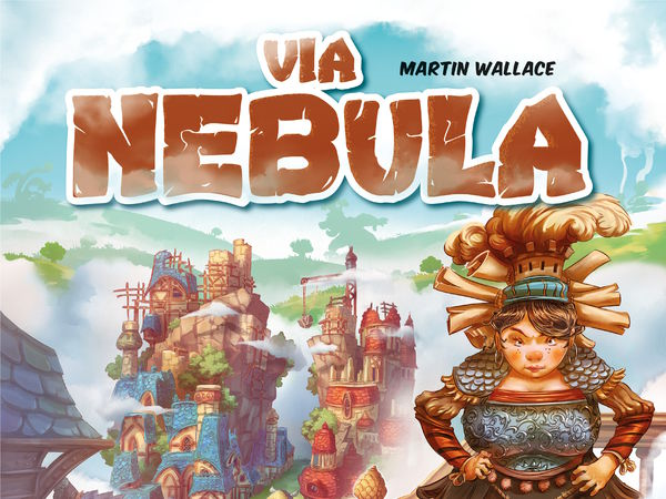 Bild zu Frühjahrs-Neuheiten-Spiel Via Nebula