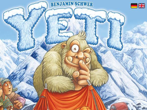 Bild zu Alle Brettspiele-Spiel Yeti
