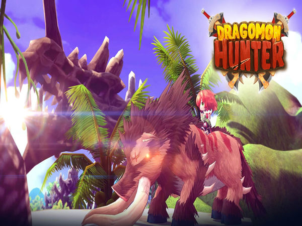 Bild zu Rollenspiele-Spiel Dragomon Hunter