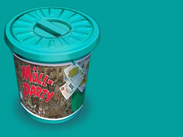 Bild zu Frühjahrs-Neuheiten-Spiel Müll-Party
