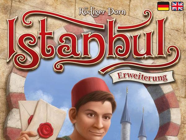 Bild zu Frühjahrs-Neuheiten-Spiel Istanbul: Brief und Siegel