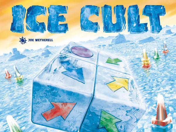 Bild zu Frühjahrs-Neuheiten-Spiel Ice Cult