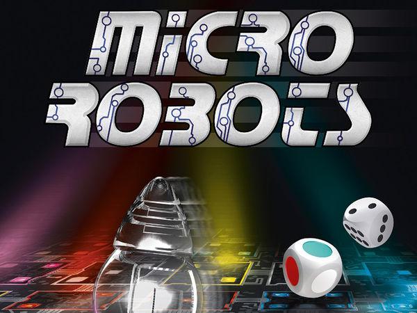 Bild zu Frühjahrs-Neuheiten-Spiel Micro Robots