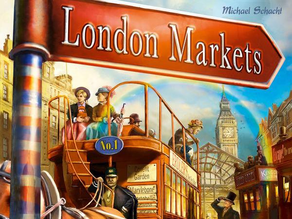 Bild zu Alle Brettspiele-Spiel London Markets