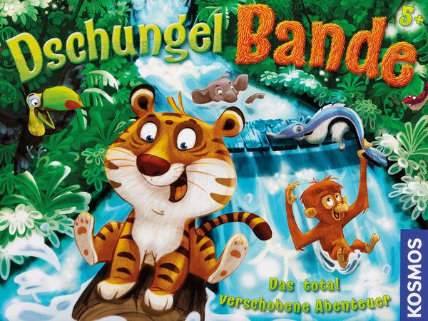 Bild zu Alle Brettspiele-Spiel Dschungelbande