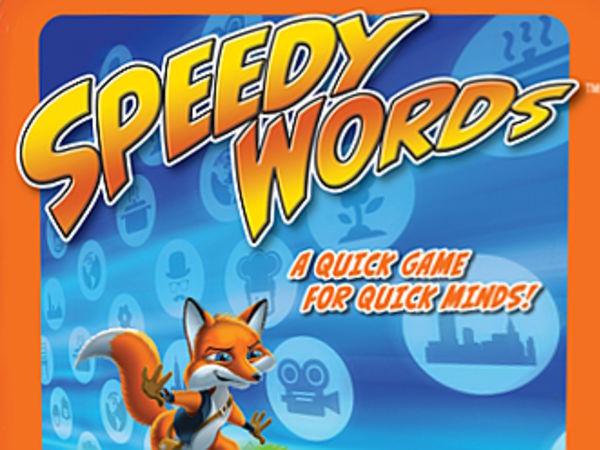 Bild zu Frühjahrs-Neuheiten-Spiel Speedy Words
