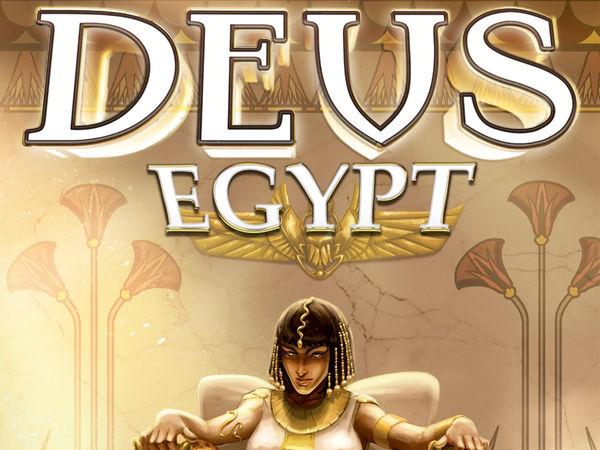 Bild zu Alle Brettspiele-Spiel Deus: Ägypten