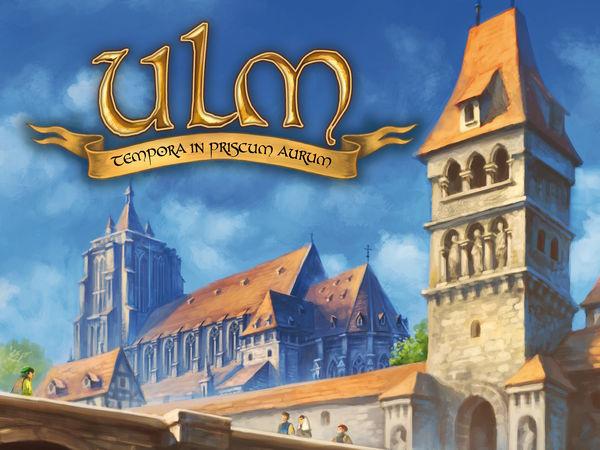 Bild zu Frühjahrs-Neuheiten-Spiel Ulm