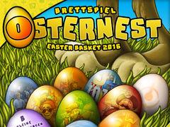 Brettspiel Osternest