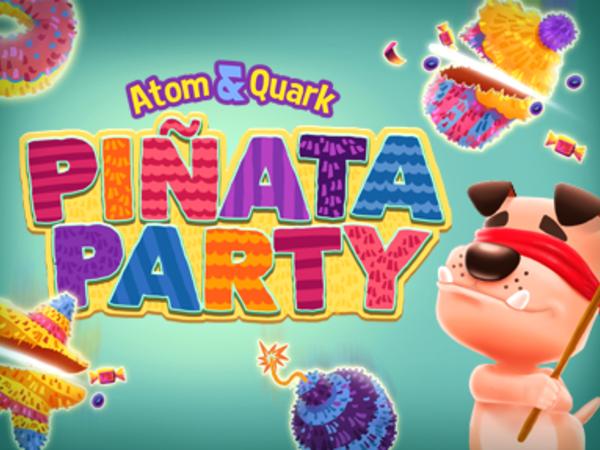 Bild zu Geschick-Spiel Pinata Party