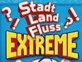 Alle Brettspiele-Spiel Stadt Land Fluss Extreme spielen