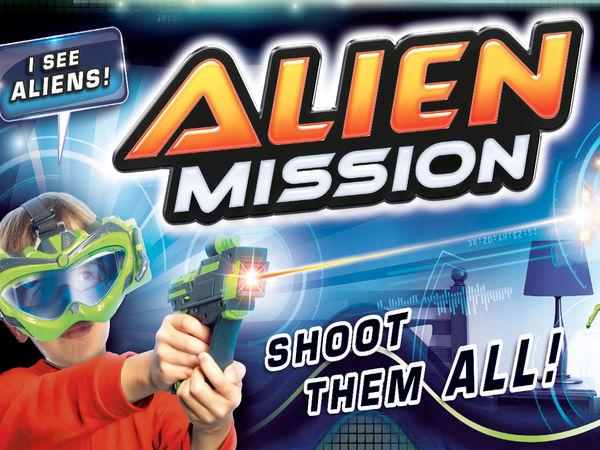 Bild zu Frühjahrs-Neuheiten-Spiel Alien Mission