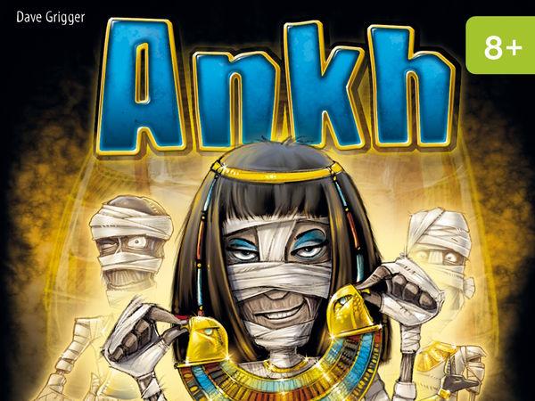 Bild zu Alle Brettspiele-Spiel Ankh