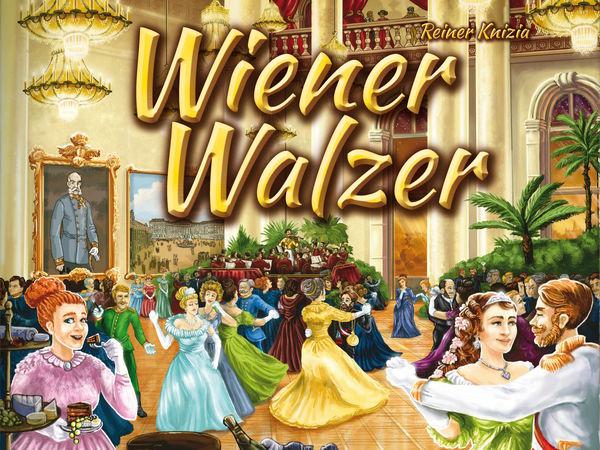 Bild zu Frühjahrs-Neuheiten-Spiel Wiener Walzer